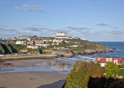The view from Westcliffe, Newquay