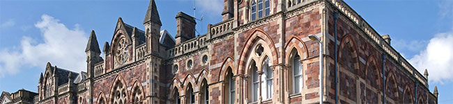The Royal Albert Memorial Museum (RAMM) is a great attraction in a Gothic building in the heart of Exeter. With free admission it's a great place to explore