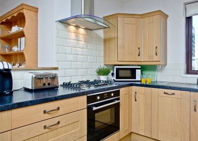 The kitchen at Wheal Jane, Wheal Dream, Wendron