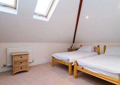 Bedroom #2 @ Windwards, St Ives
