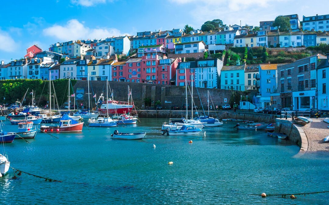 The wow of a holiday in Devon!