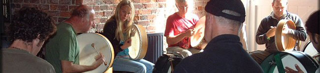 If you are someone with even a passing interest in anything that is percussion, then how does a weekend in the North Devon countryside sound with a group of like-minded people sound, basically having the time of your life?