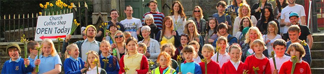 Whatever you enjoy, the Falmouth Spring Festival probably includes it as part of their fun program. Think beach scavenger hunts, walking with wildlife, town history tours, music, flowers, cider tasting, Nordic walking, a fashion show and Zumba!